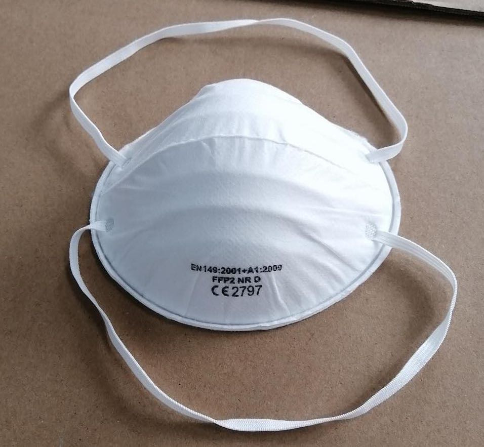 Protective Mask FFP2