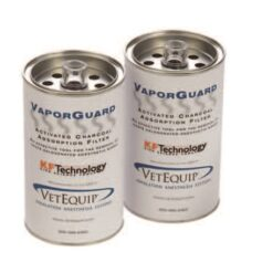 VaporGuard Activated Charcoal Adsorption Filter