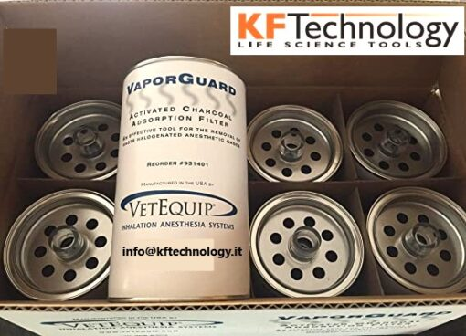 VaporGuard Activated Charcoal Adsorption Filter Box